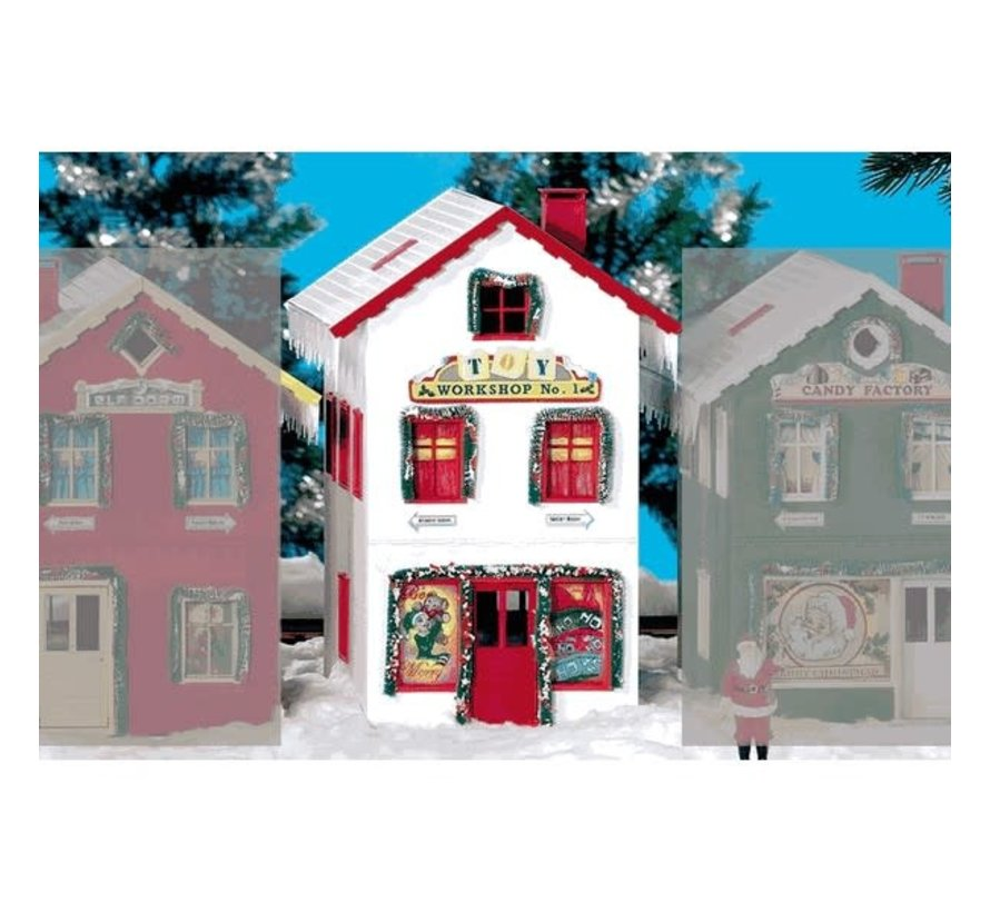 PIKO : G North Pole Toy Built-up