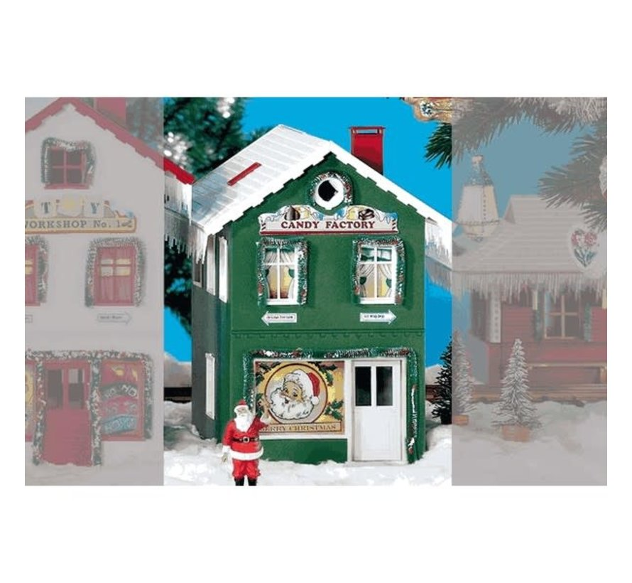 PIKO : G North Pole Candy Built-up