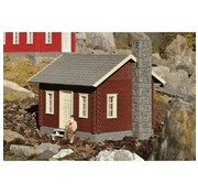 PIKO PIKO : G River City Tommy's Cabin Built-up