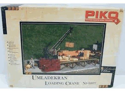 PIKO PIKO : G Loading Crane