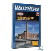 WALTHERS WALT-933-2902 - Walthers : HO Machine Shop Kit