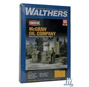 WALTHERS WALT-933-2913 - Walthers : HO McGraw Oil Company