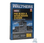 WALTHERS WALT-933-2982 - Walthers : HO PRR interlocking Tower
