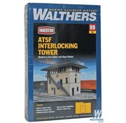 WALTHERS WALT-933-2983 - Walthers : HO ATSF interlocking Tower