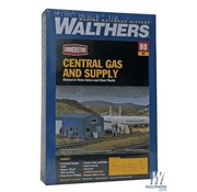 WALTHERS WALT-933-3011 - Walthers : HO Central Gas & supply
