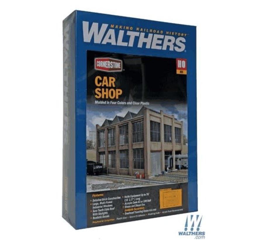 Walthers : HO Car Shop