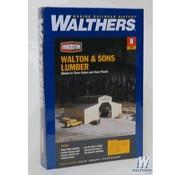 WALTHERS Walthers : N Walton Lumber
