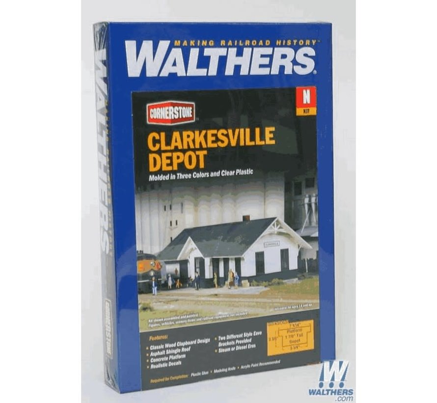 Walthers : N Clarksville