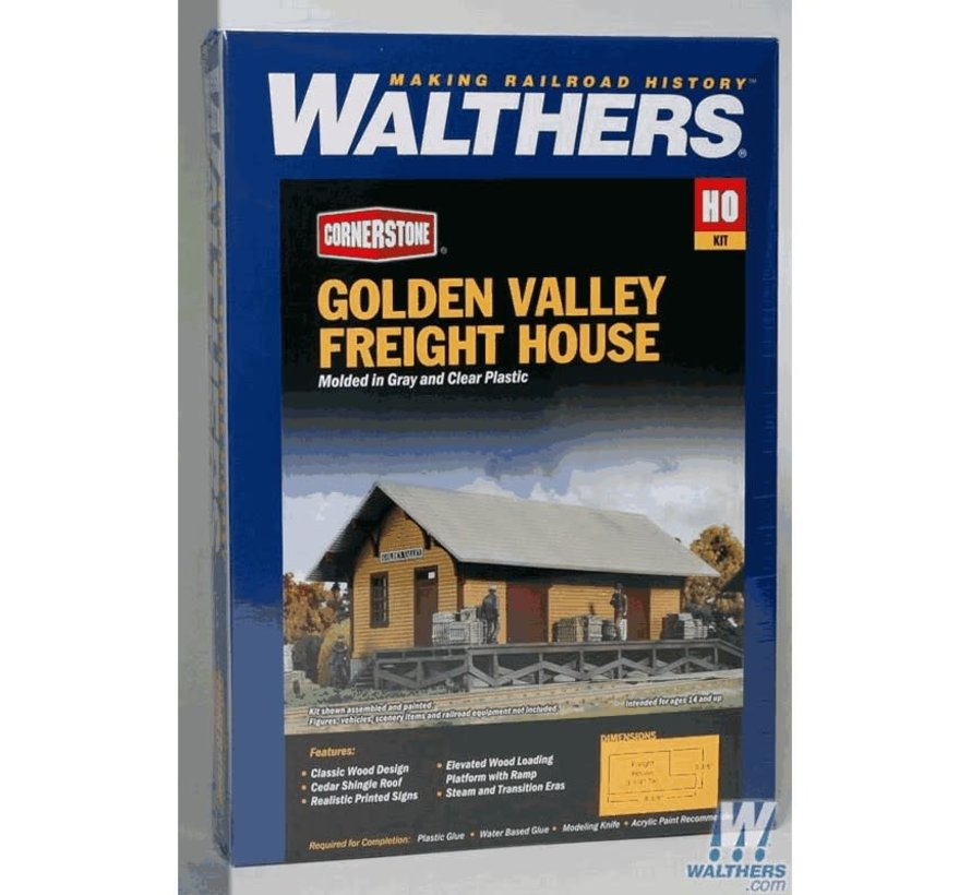 Walthers : HO Golden Valley