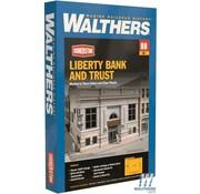 WALTHERS WALT-933-3772 - Walthers : HO Liberty Bank