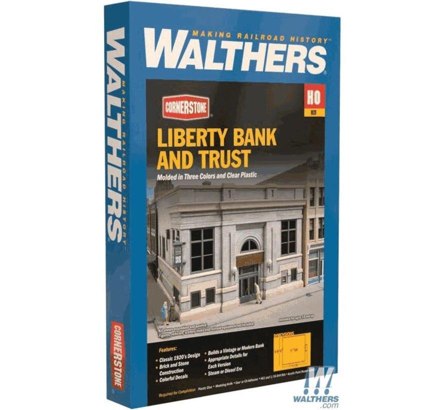 Walthers : HO Liberty Bank