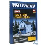 WALTHERS WALT-933-3786 - Walthers : HO 2-story Frame house