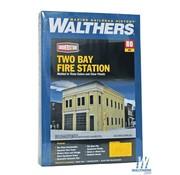 WALTHERS WALT-933-4022 - Walthers : HO Fire station