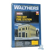WALTHERS Walthers : HO Fire station