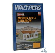 WALTHERS WALT-933-3785 - Walthers : HO Mission Bungalo