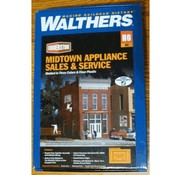WALTHERS WALT-933-3658 - Walthers : HO Midtown Appliance