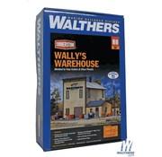 WALTHERS WALT-933-3654 - Walthers : HO Wally's Warehouse