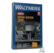 WALTHERS WALT-933-3531 - Walthers : HO Wood Water Tank