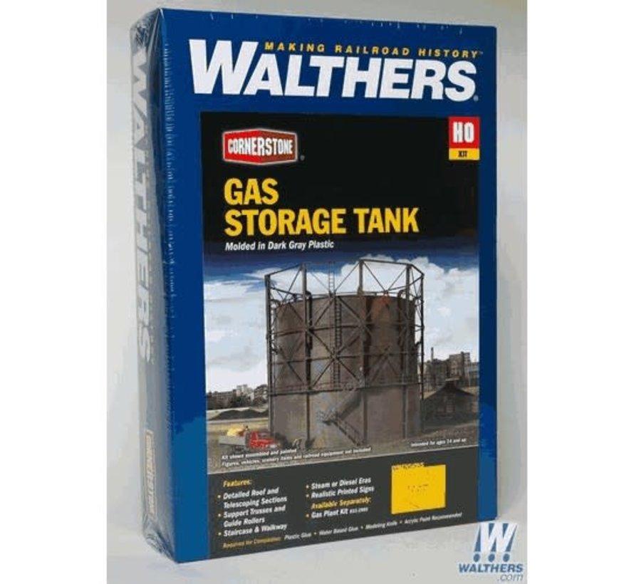 Walthers : HO Gas Storage Tank