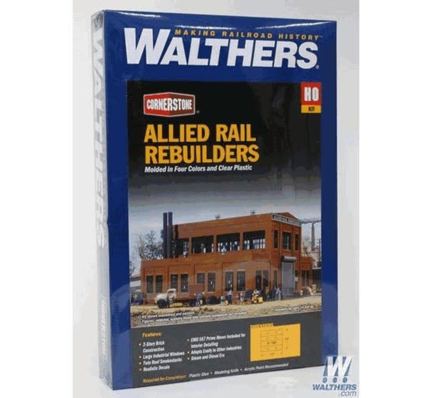 Walthers : HO Allied Rail Rebuilders HO