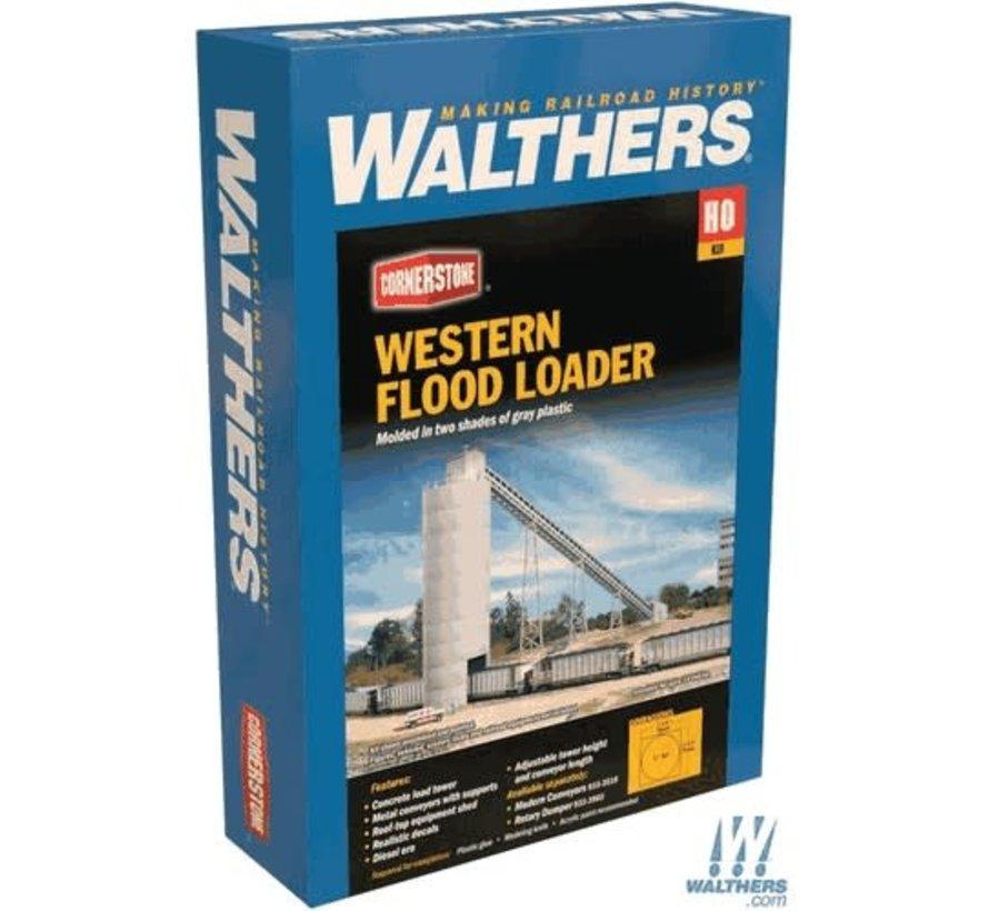 Walthers : HO Western Coal Flood Loader