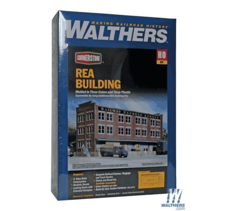 Walthers : HO REA Transfer Building