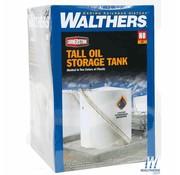 WALTHERS WALT-933-3168 - Walthers : HO Oil Storage Tank Tall Kit