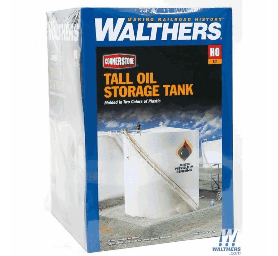 Walthers : HO Oil Storage Tank Tall Kit