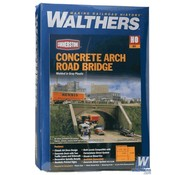 WALTHERS WALT-933-3196 - Walthers : HO Arched Road Bridge Kit