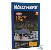 WALTHERS WALT-933-3491 - Walthers : HO Country Store Kit