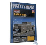 WALTHERS WALT-933-3902 - Walthers : HO Superior Paper Paper Mill