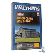 WALTHERS WALT-933-4021 - Walthers : HO Union Crane and Shovel