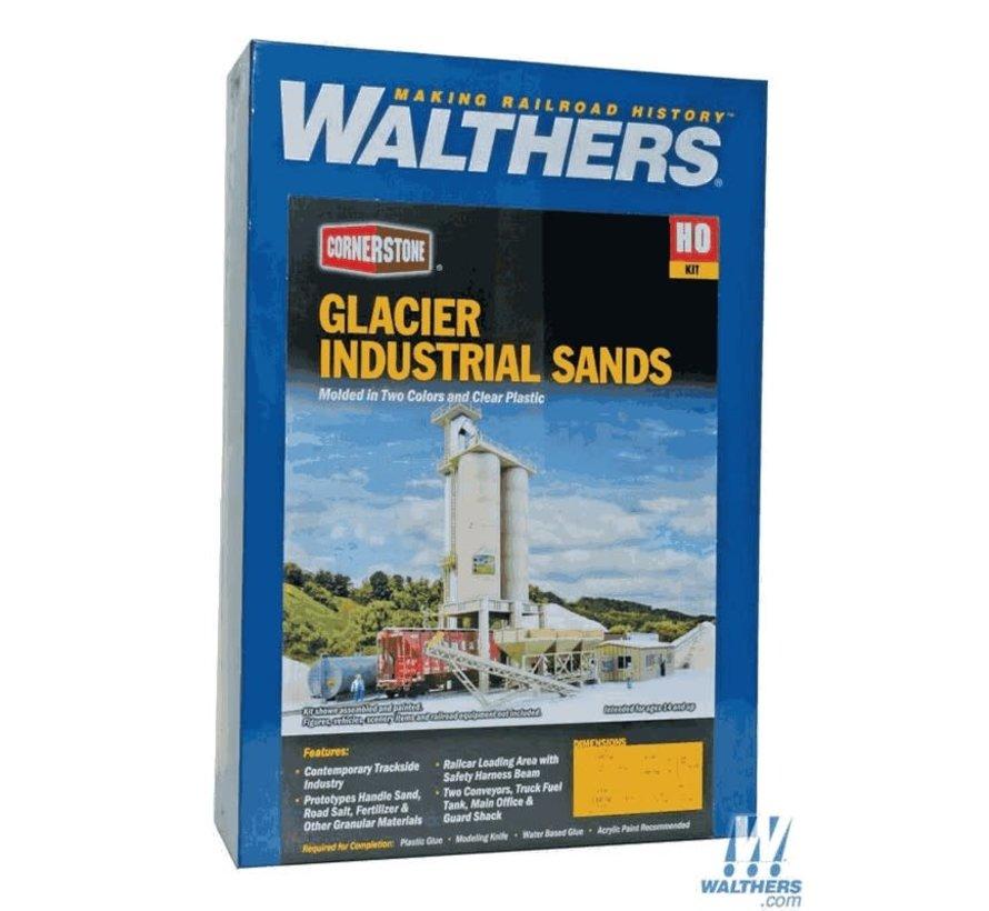 Walthers : HO Glacier Industrial Sands