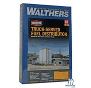 WALTHERS WALT-933-4038 - Walthers : HO Truck Oil Loading Station