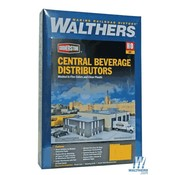 WALTHERS WALT-933-4042 - Walthers : HO Central Beverage Distrib
