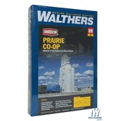 WALTHERS WALT-933-4047 - Walthers : HO Prairie CO-OP Elevator