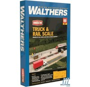 WALTHERS WALT-933-4068 - Walthers : HO Truck Scale w/Weigh House