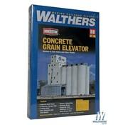 WALTHERS WALT-933-3022 - Walthers : HO ADM Grain Elevator Kit