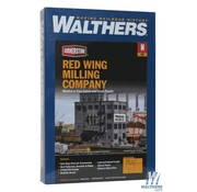 WALTHERS Walthers : N Red Wing Milling Co. Kit
