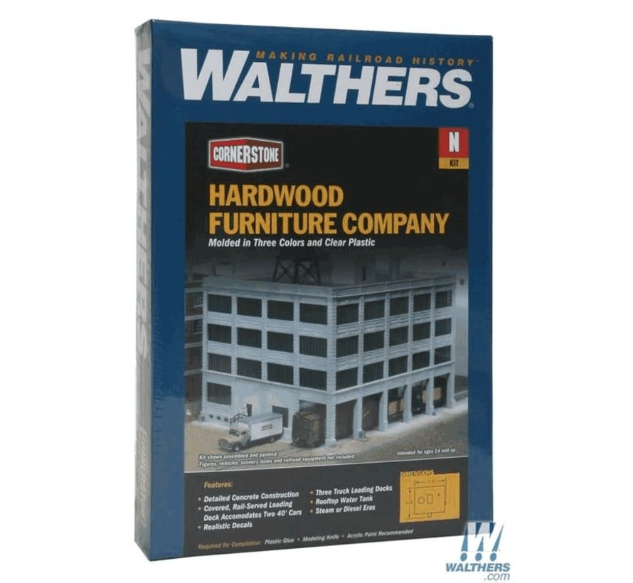 Walthers : N Hardwood Furniture Co.