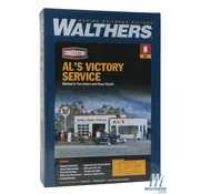 WALTHERS Walthers : N Al's Victory Service Kit