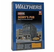 WALTHERS WALT-933-3467 - Walthers : HO Derry's Pub Kit