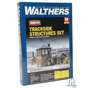 WALTHERS WALT-933-3530 - Walthers : HO Trackside Structures Kit