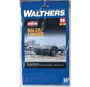 WALTHERS WALT-933-3631 - Walthers : HO Horizontal Baler/Logger