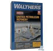 WALTHERS WALT-933-3705 - Walthers : HO United Petroleum Refining