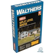 WALTHERS WALT-933-3794 - Walthers : HO Split Level House