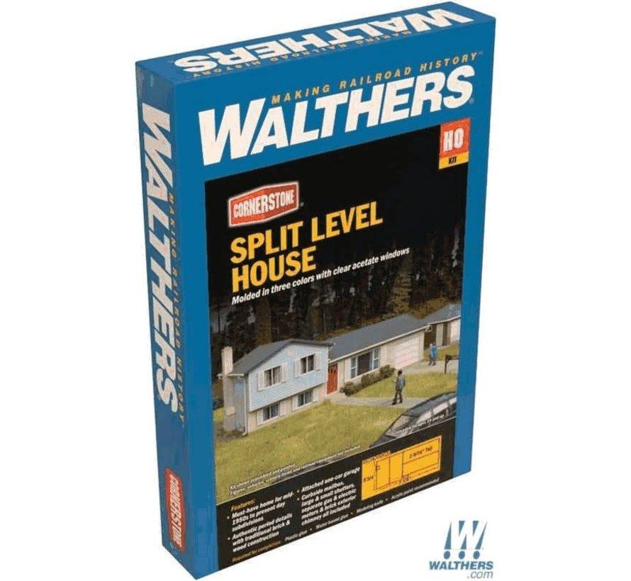Walthers : HO Split Level House
