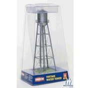 WALTHERS WALT-933-3833 - Walthers : N Vintage Water Tower Slv