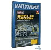 WALTHERS WALT-933-3836 - Walthers : N Diamond Coal Corp. Kit