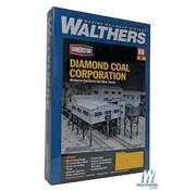 WALTHERS WALT-933-4046 - Walthers : HO Diamond Coal Corp. Kit